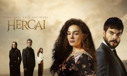 Hercai Serie Turca Trama e Cast
