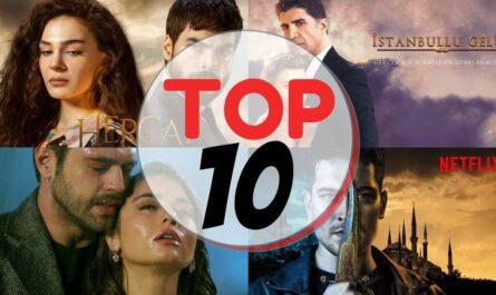 Le 10 più belle serie turche da non perdere assolutamente.