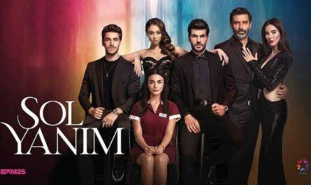 Sol Yanim ( Il mio lato sinistro ) Nuova serie Turca