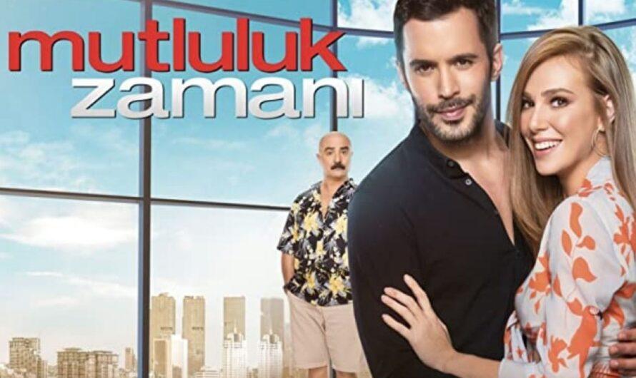 Mutluluk Zamani Film Turco con Elçin Sangu e Baris Arduç